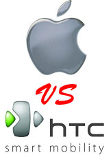 HTC Files Complaint Against Apple